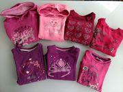 Sweatshirt Pullover Pulli Mädchen 104