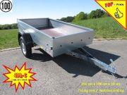 STEMA - Anhänger - 750 kg - OPTI - günstig