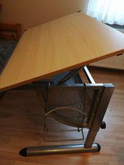 Kinder Schreibtisch höhenverstellbar und neigbar