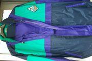 Regenanzug mit Kapuze Gr XL