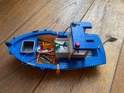 Playmobil Fischerboot