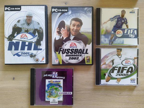 Computer-Spiele für PC