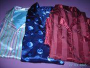 Damenschlafanzüge Satin gr 44 46