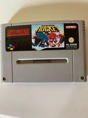 Super Hockey Super Nintendo