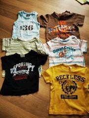 Kleiderpaket Junge Sommer Größe 74 -