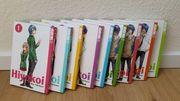 Manga Hiyokoi