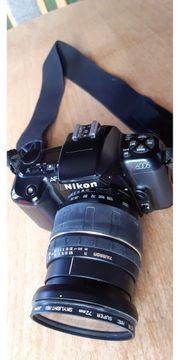 Nikon N6006 Tamron 28 - 200