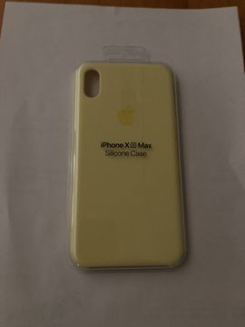 Apple iPhone - iPhone XS Max Silikoncase