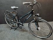 28 Bergamont Trapez Fahrrad Magura