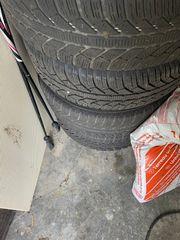 Winterkompletträder Semperit 215 65 R16