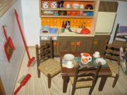 Bodo Hennig Küchemöbel Zubehör Puppen-Puppenstube-Puppenhaus-Puppenküche