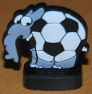 Ottifant Nr 18 Fußballfant - Edeka