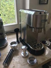 Verkaufe Delonghi EC680 Siebträger-Kaffeemaschine