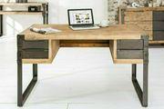 NEU Premium Schreibtisch Factory 135cm