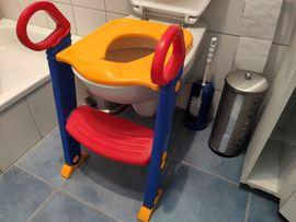 Baby- und Kinderartikel - Toiletten-Trainer für Kinder WC-Sitzerhöhung