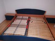 Hülsta Doppelbett inkl Lattenroste und