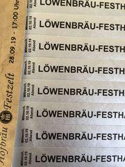 Oktoberfest Einlassband Löwenbräu 02 10