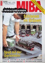 Miba Miniaturbahnen 8 93 leichte