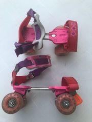Hudora Rollschuh Girlie Gr 21-31