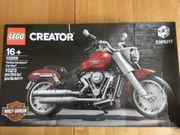LEGO® Creator Expert Motorradmodell Harley-Davidson®