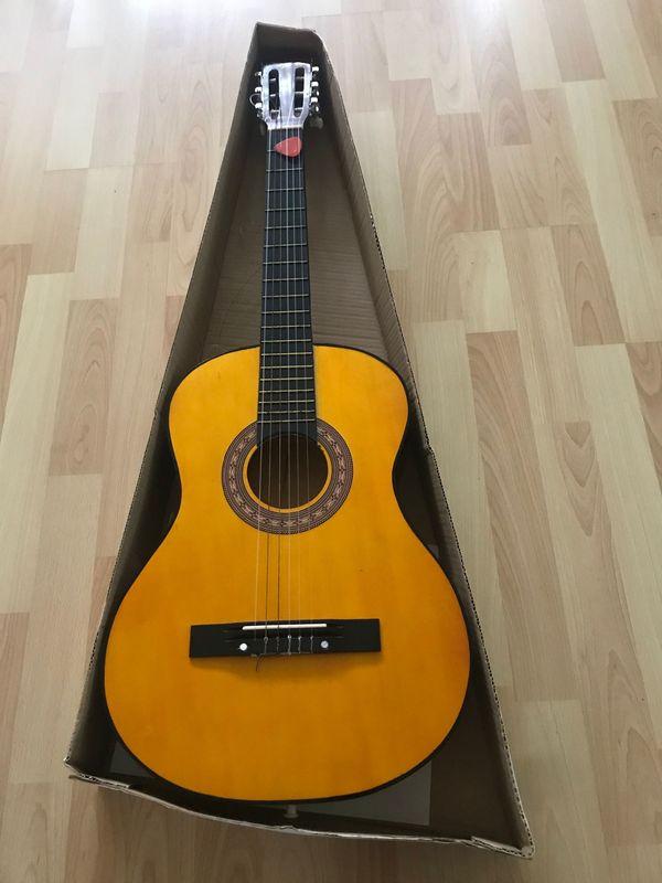 Akustik - Gitarre