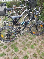 Kinderfahrrad Mountainbike 20 Zoll