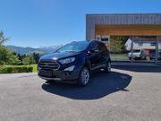 Ford EcoSport Titanium 4x4 Kamera