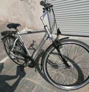 WHEELER Trekking Fahrrad ALU