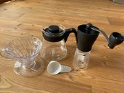 Kaffeegenießer aufgepasst Hario Set plus