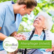 Wir suchen Altenpfleger m w