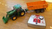 Siku Control Traktor 6777 Siku