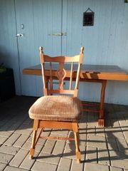 Tisch 1 20m 4 Stühle