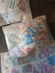 Briefmarken Europa Großbritannien Nachlass Lot