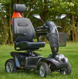 Elektro Scooter ST5D TOP E-Mobil: Kleinanzeigen aus Heppenheim - Rubrik Medizinische Hilfsmittel, Rollstühle
