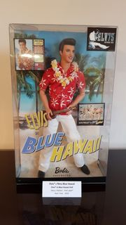 Sammler Collector Barbie Puppe Elvis