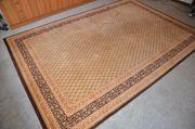 Teppich Keshan riesige 200 auf