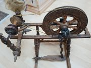 Spinnrad 100 Jahre alt 65