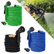 45m Gartenschlauch Flexibler Wasserschlauch Dehnbarer