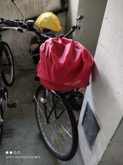 Fahrrad mit tiefen Einstieg