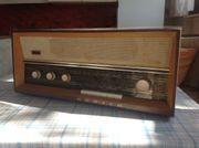 Kapsch Magnat röhrenradio