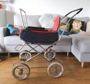 Kinderwagen Buggy vintage 60er hipster
