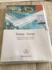 Original Mercedes Navigations-DVD Audio 50