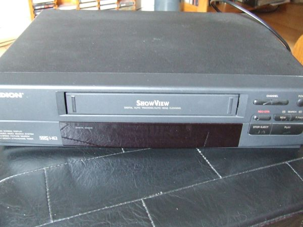 VHS - Rekorder von Medion