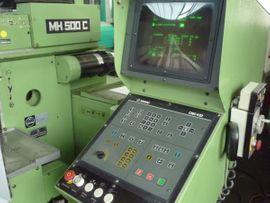 Produktionsmaschinen - gebr CNC Fräsmaschine Maho 500