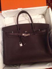 Hermès Birkin Bag 40 - Neu