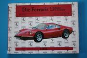 Die Ferraris - 6-Zylinder 8-Zylinder - Alan Henry