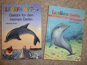 Lesebücher für Leseanfänger Delfin-Geschichten ab