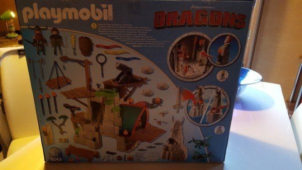Original Playmobil Dragons