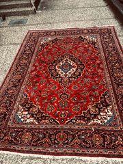 Echter persischer Orientteppich 339x242
