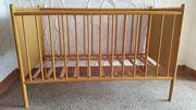 Babygitterbett von PAIDI 60x120cm